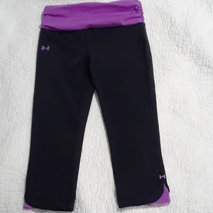 Offers Welcome | Under Armour Heat Gear Capris